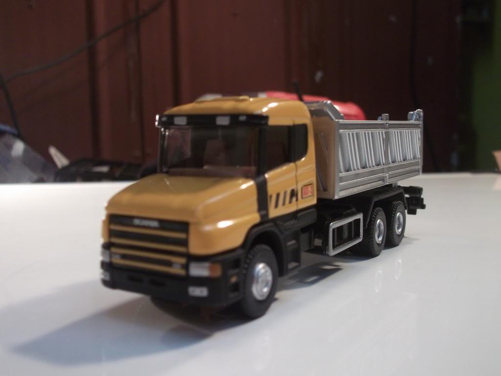 Colección de Camiones Las Ultimas Noticias DSCF7741