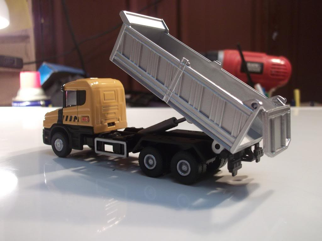 Colección de Camiones Las Ultimas Noticias DSCF7742