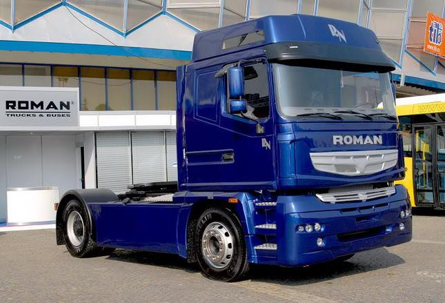 La Capsula del Tiempo (Camiones ROMAN) ROMAN2