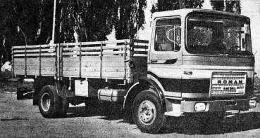 La Capsula del Tiempo (Camiones ROMAN) ROMAN3
