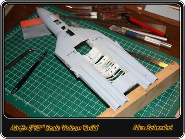 Airfix Avro Vulcan B Mk2 Lower_fuselage
