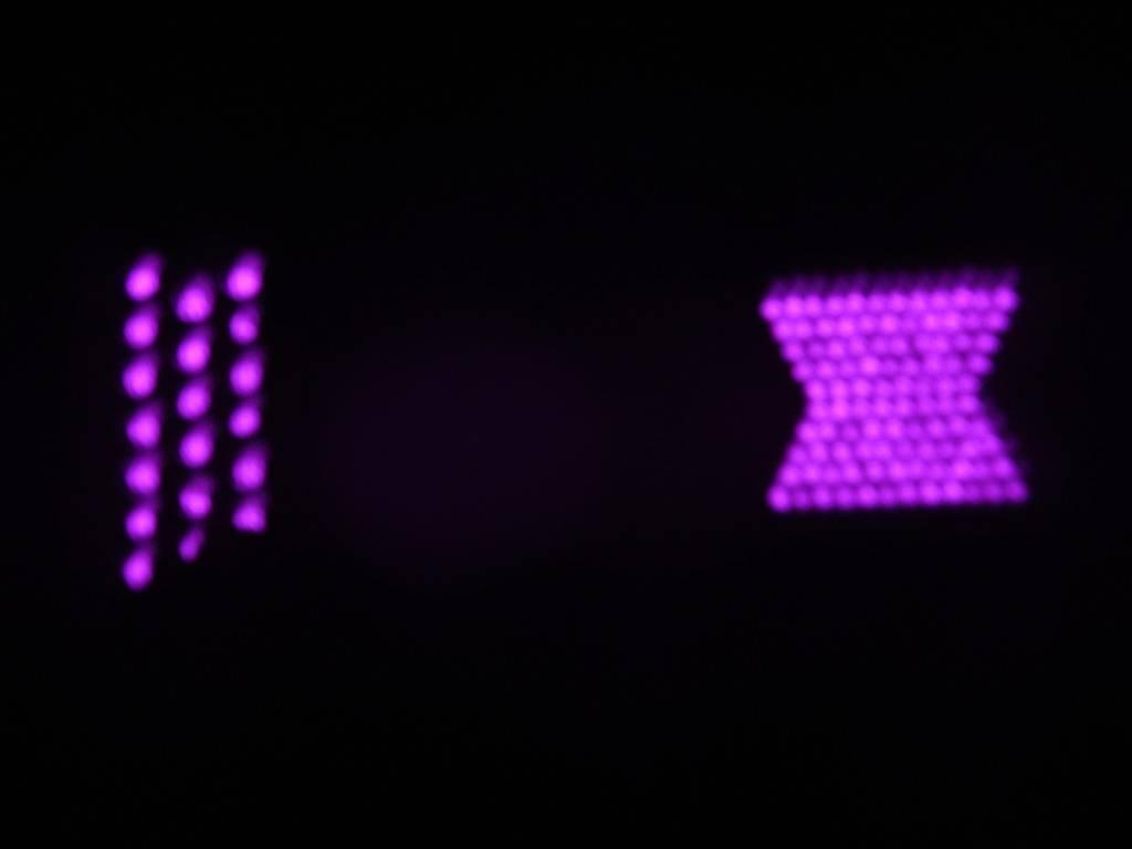 Low glow or black flash exposed LOGLOWIRBS