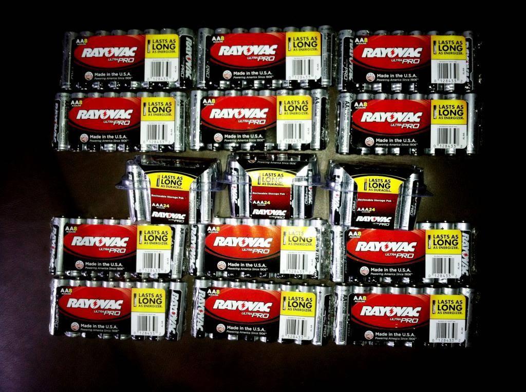 Buying Bulk AA Batteries Batterypile