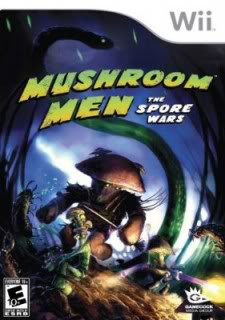 Review: Mushroom Men: The Spore Wars (Wii Retail) 12895-225x320