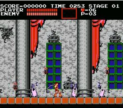 Castlevania (NES) Castlevania_NES_ScreenShot2