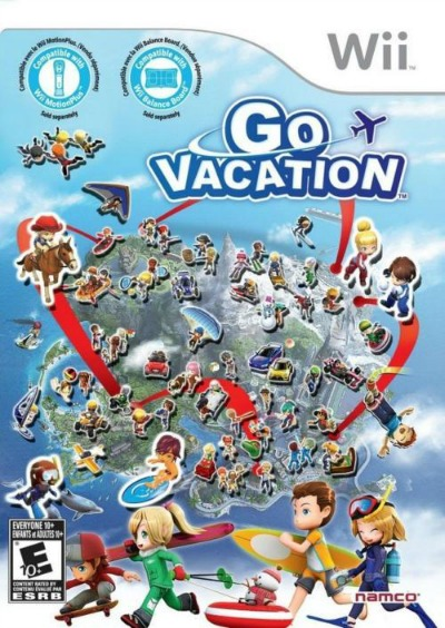 Review: Go Vacation (Wii Retail) Govacationwii