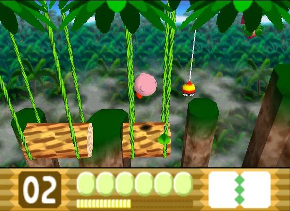 Kirby 64: The Crystal Shards K6TCSn5