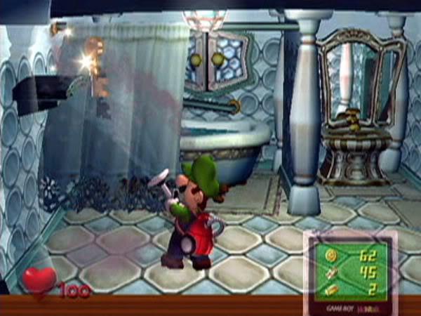 Luigi's Mansion LM18323-1-2