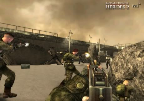 Review: Medal of Honor: Heroes 2 (Wii Retail) MHH2pic3