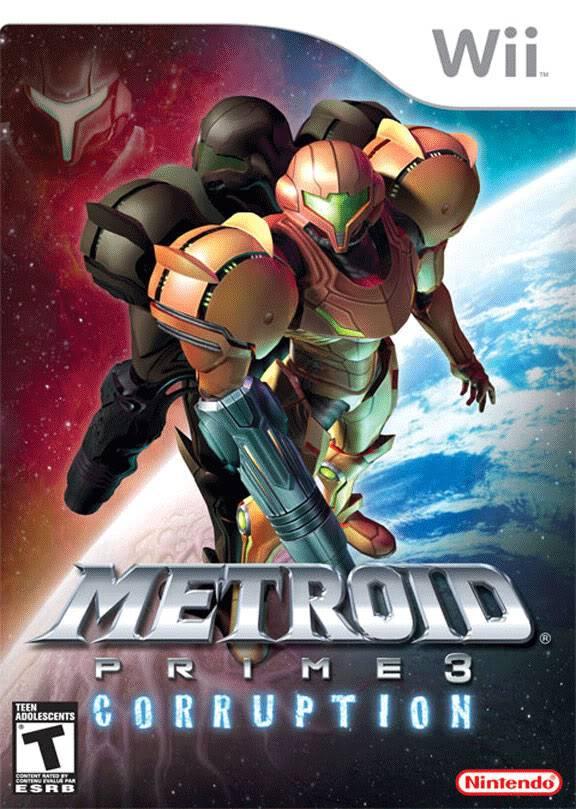 Review: Metroid Prime 3: Corruption (Wii Retail) MP3C119388-1-2