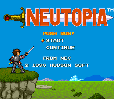 Wii Virtual Console Reviews Neutopia-0011