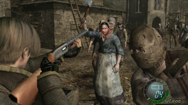 Review: Resident Evil 4: Wii Edition (Wii Retail) RE4WiiEdition
