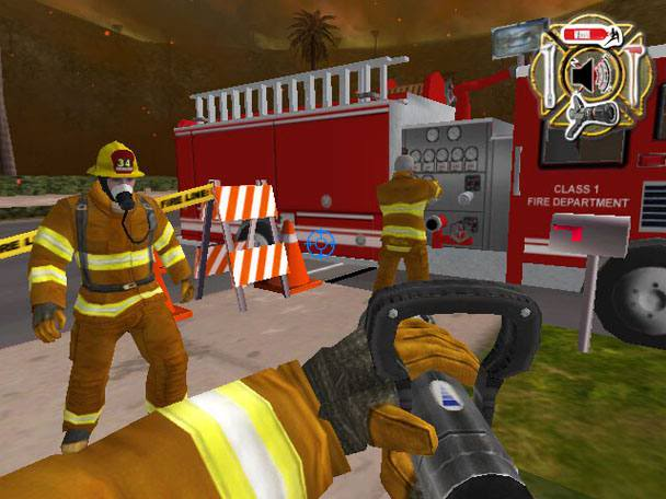 Review: Real Heroes: Firefighter (Wii Retail) RHF82201-5-screenshot