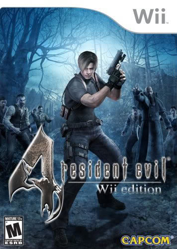 Wii Reviews ResidentEvil4WiiEdition