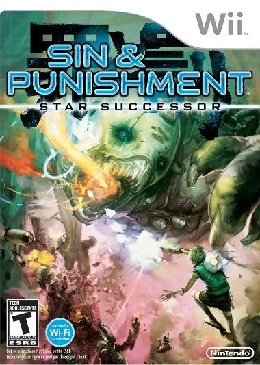 Review: Sin & Punishment: Star Successor (Wii Retail) SinAndPunishment2Wii