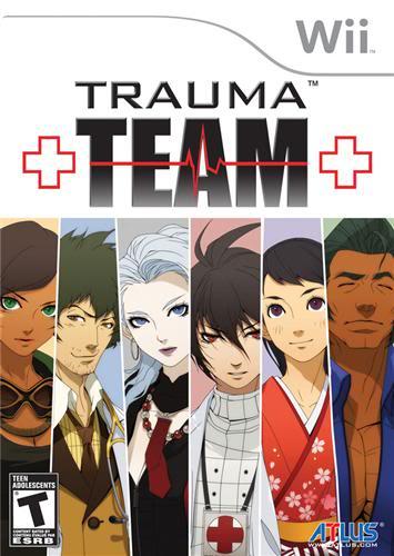 Review: Trauma Team (Wii Retail) TT2133