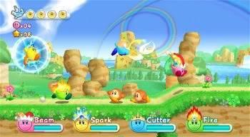 Battle Royale ! Kirby's Epic Yarn VS Kirby's Return to Dream Land KEvKRKirbysReturntoDreamLandWiiSoldOutAmazoncomArticle