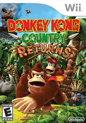 Battle Royale ! Rayman Origins VS Donkey Kong Country Returns ROvDKDonkey-Kong-Country-Returns-copertina1