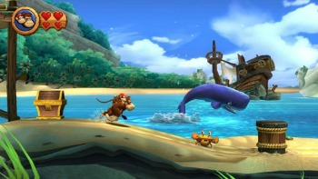 Battle Royale ! Rayman Origins VS Donkey Kong Country Returns ROvDKdkcr3d05