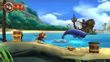 Battle Royale ! Rayman Origins VS Donkey Kong Country Returns ROvDKdkcr3d05