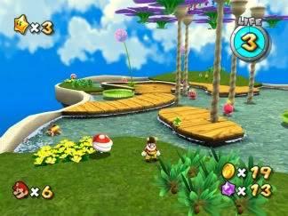 Battle Royale ! Super Mario Galaxy VS Super Mario Galaxy 2 SuperMarioGalaxy12