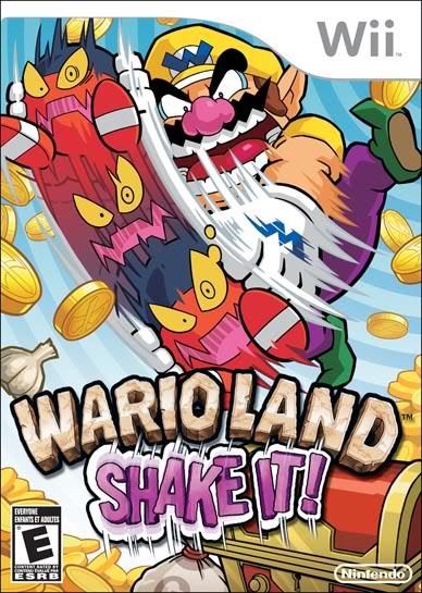 Review: Wario Land: Shake It! (Wii Retail) WarioLandShakeIt