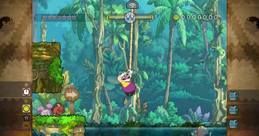 Review: Wario Land: Shake It! (Wii Retail) WarioLandShakeIt3