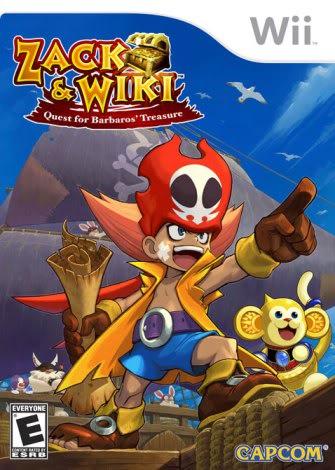 Review: Zack & Wiki: Quest for Barbaros' Treasure (Wii Retail) ZW-rebtestelesjeux_Wii-Action-Strategie_zack