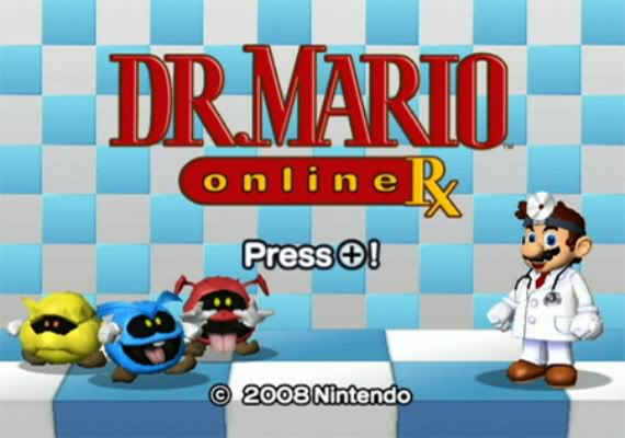 Review: Dr. Mario Online Rx (WiiWare) Dr-mario-online-rx