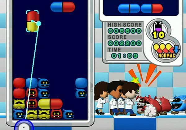 Review: Dr. Mario Online Rx (WiiWare) Dr_mario_online_rx_03_super