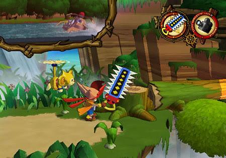 Review: Zack & Wiki: Quest for Barbaros' Treasure (Wii Retail) Zack-wiki-screen