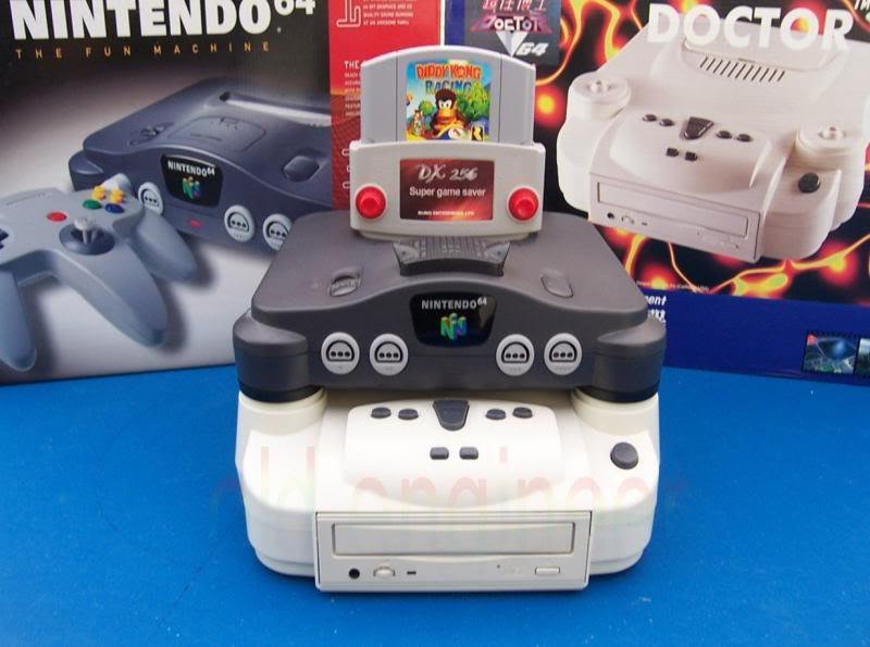 Nintendo 64 BungDoctorV6402