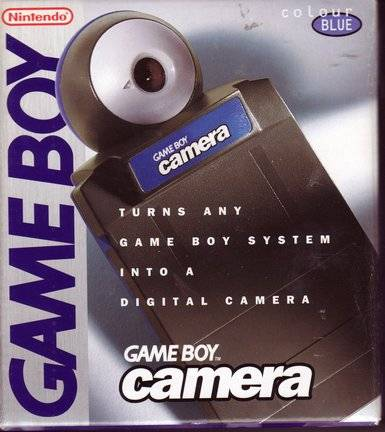 Nintendo 64 GameBoyCamera