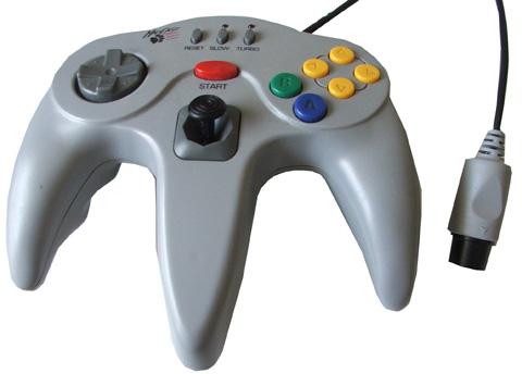 Nintendo 64 N64-MadCatz