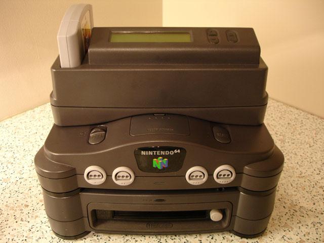 Nintendo 64 Ddz643mz