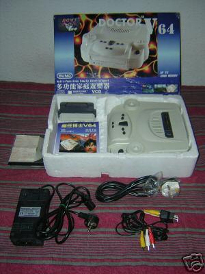 Nintendo 64 Ff