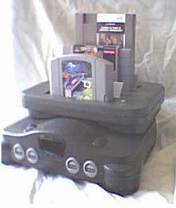 Nintendo 64 N-tristar