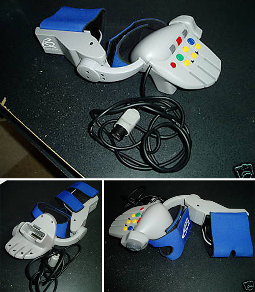 Nintendo 64 N64_powerglove