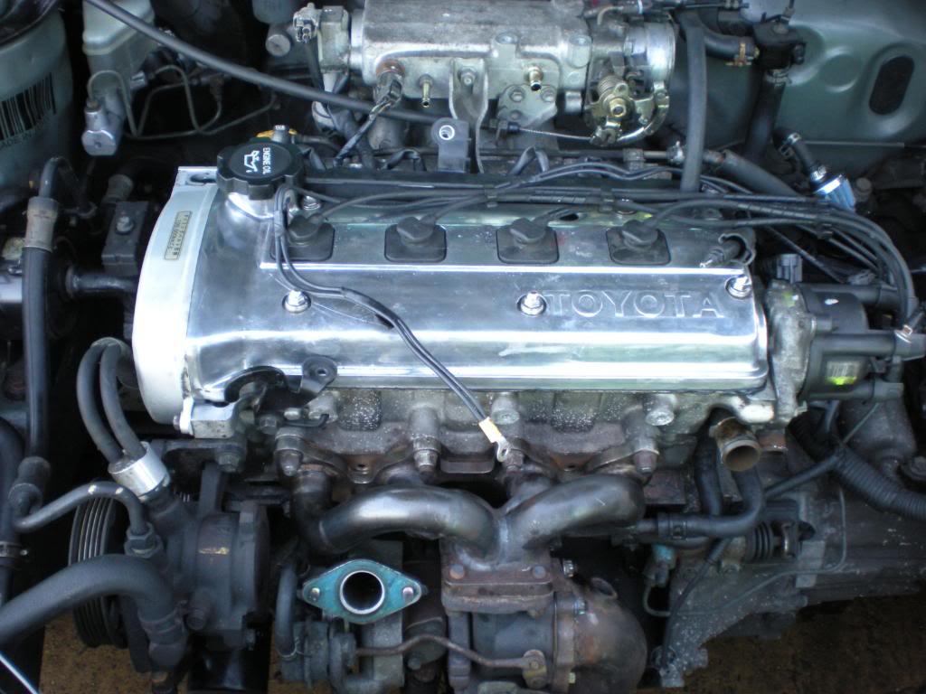 ★ 1993 Toyota Corolla 花冠 ターボ Saloon ★  DSCN4613