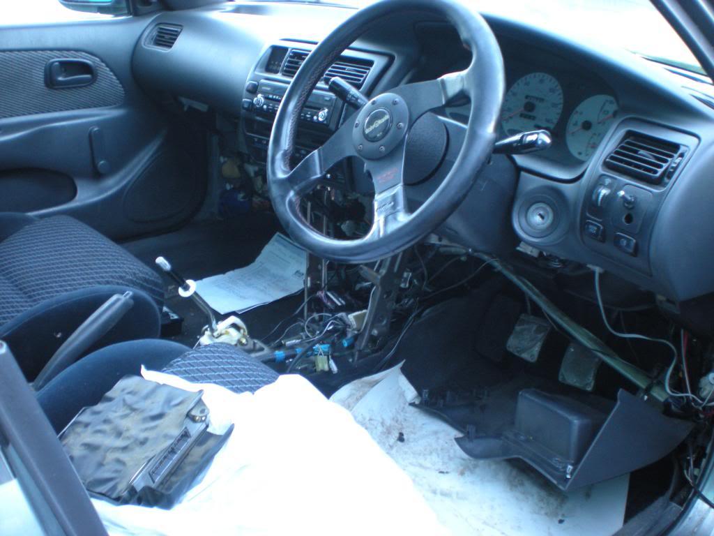 ★ 1993 Toyota Corolla 花冠 ターボ Saloon ★  DSCN4619