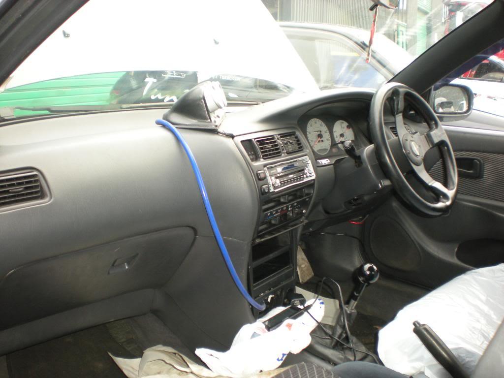 ★ 1993 Toyota Corolla 花冠 ターボ Saloon ★  DSCN4671