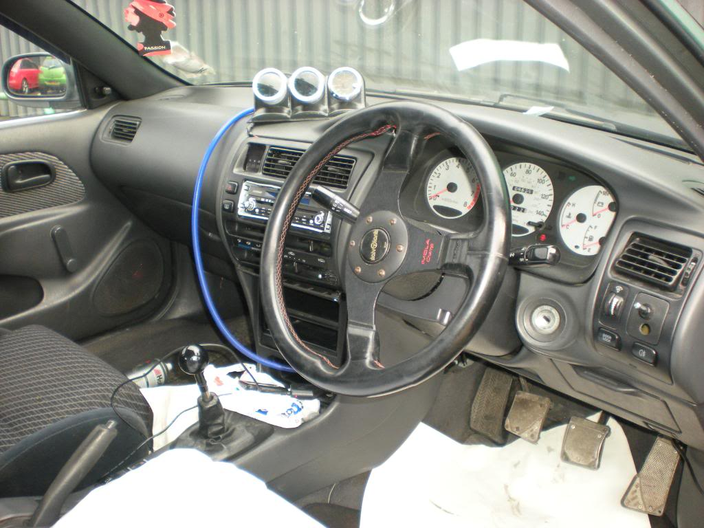★ 1993 Toyota Corolla 花冠 ターボ Saloon ★  DSCN4672