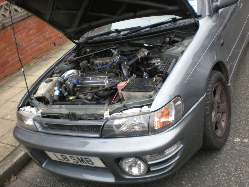 ★ 1993 Toyota Corolla 花冠 ターボ Saloon ★  DSCN4813