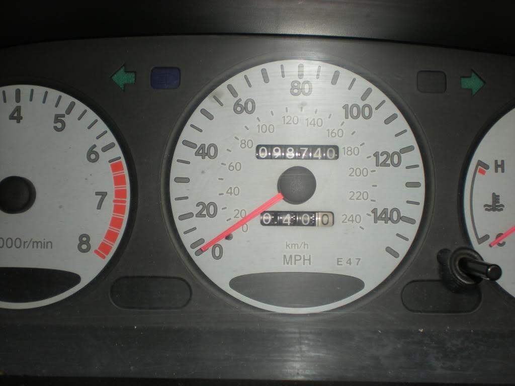 ★ 1993 Toyota Corolla 花冠 ターボ Saloon ★  DSCN4824