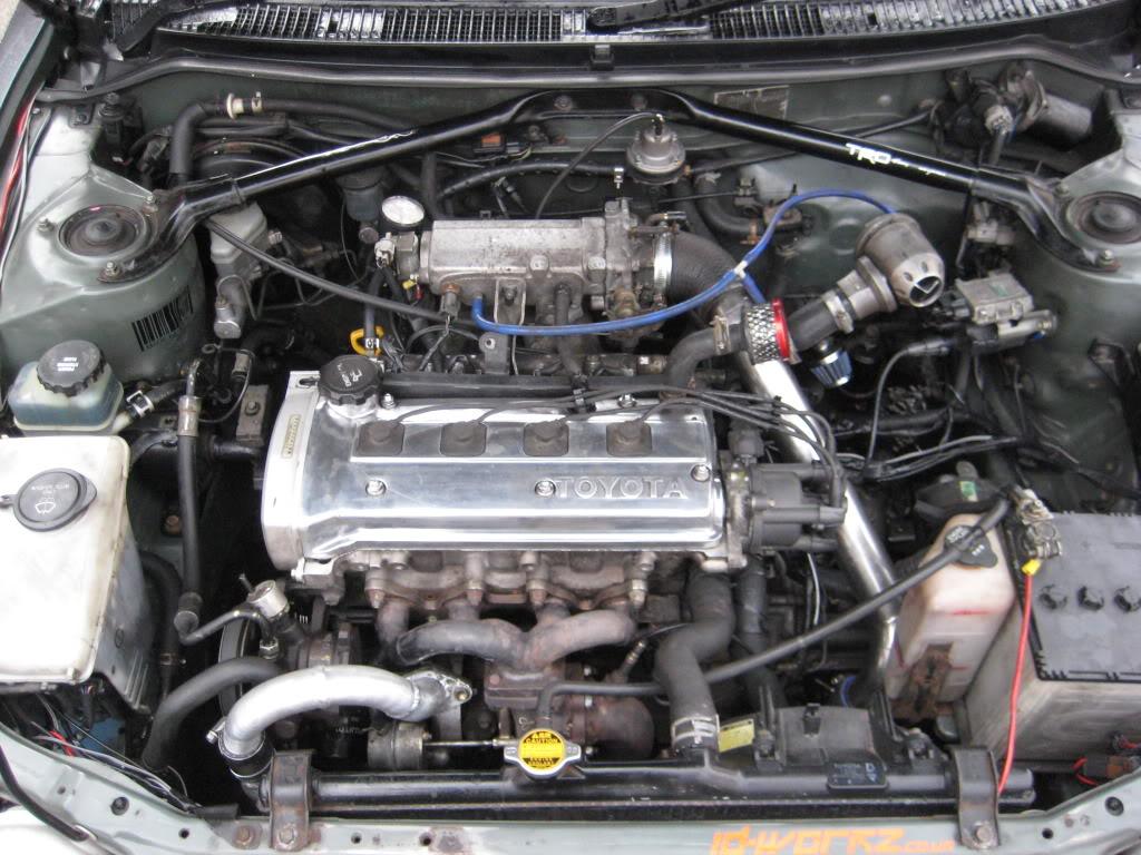 ★ 1993 Toyota Corolla 花冠 ターボ Saloon ★  IMG_1641