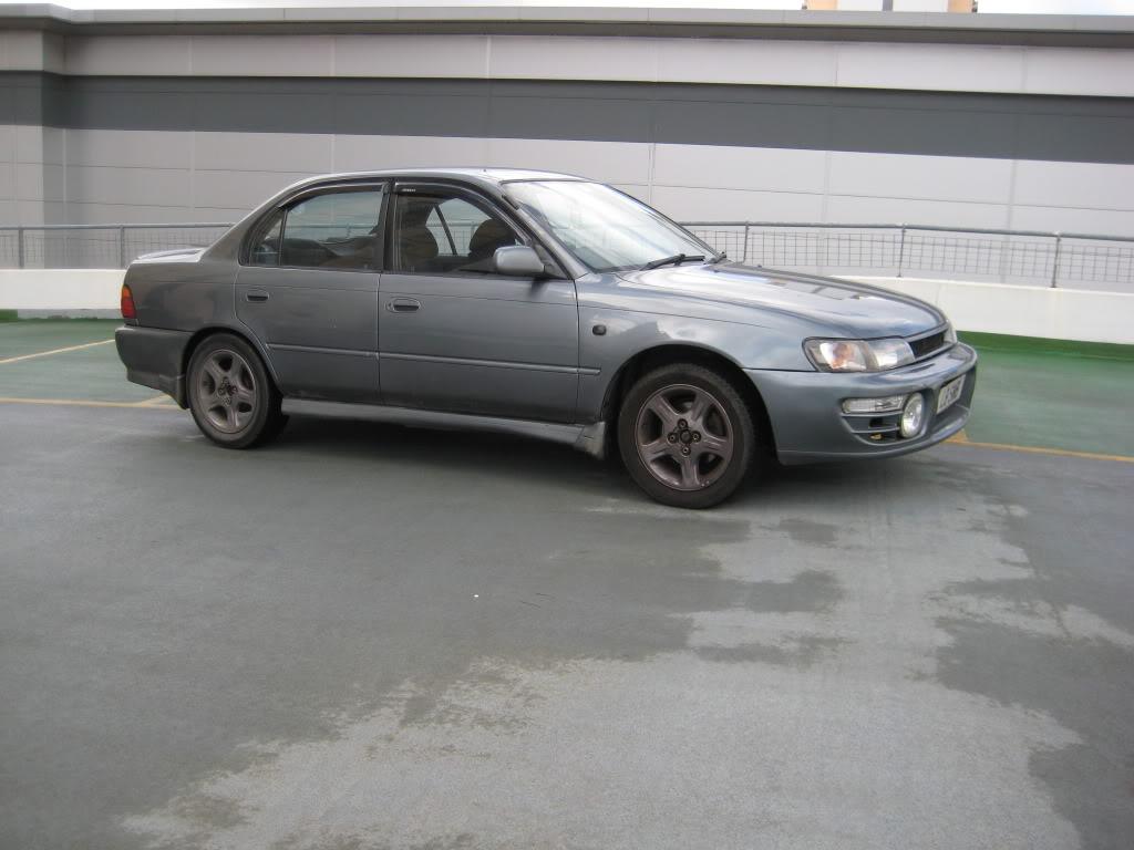 ★ 1993 Toyota Corolla 花冠 ターボ Saloon ★  IMG_1655
