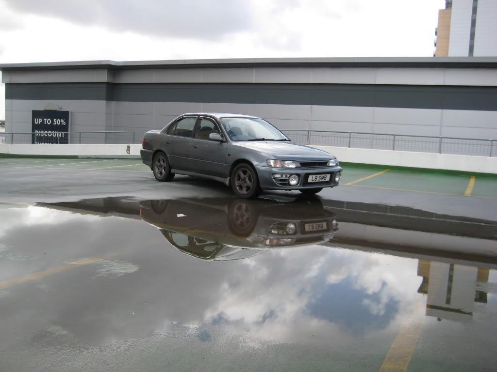 ★ 1993 Toyota Corolla 花冠 ターボ Saloon ★  IMG_1657