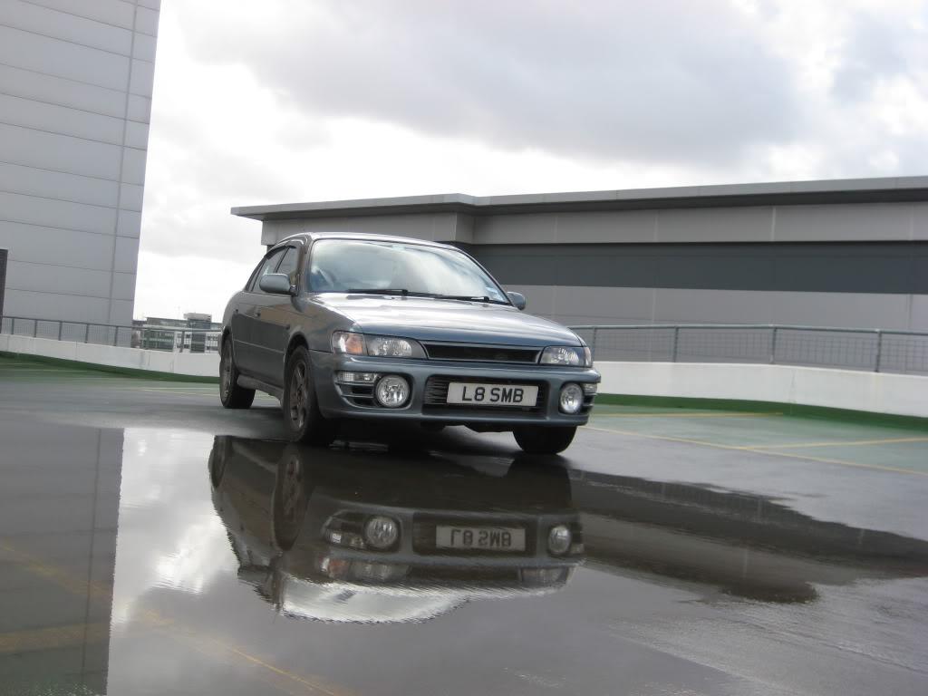 ★ 1993 Toyota Corolla 花冠 ターボ Saloon ★  IMG_1660