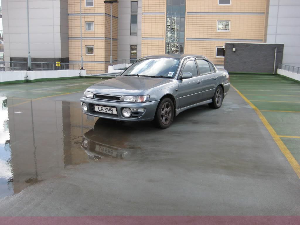 ★ 1993 Toyota Corolla 花冠 ターボ Saloon ★  IMG_1661