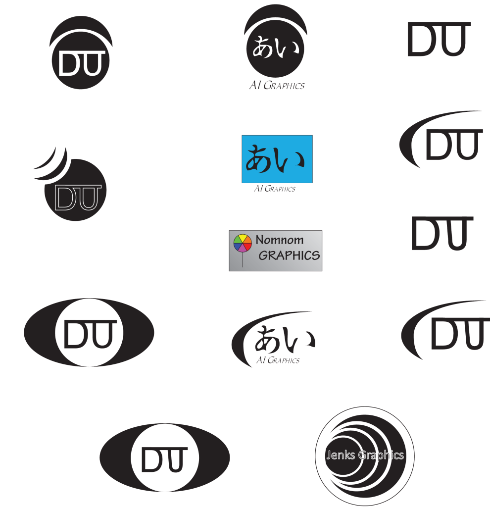 CHoosing a logo for my website Logos